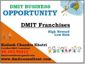 DMIT Franchises - DMIT Consultant